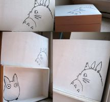Totoro Box by mustangy
