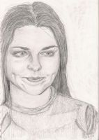 Amy Lee VIII by xXBlackMagicXx