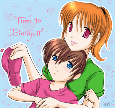 FOP - Time to Babysit by bradsgurl