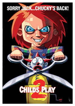 Child's Play 2 by ivewhiz