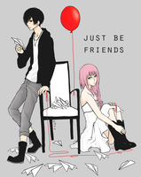 just be friends by Syllogysm
