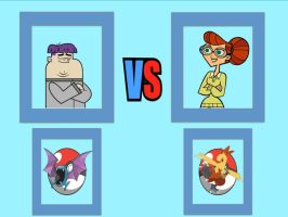 TDPBT (Season 3) Round 1 Part 1:Max vs Scarlet by magmon47