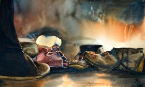 Shoes by Dobroniega