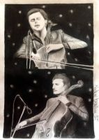 2CELLOS by Vickyx22