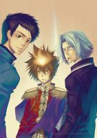 The Three Princes by Celsa