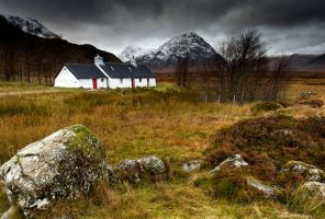 Black Rock cottage by LordLJCornellPhotos