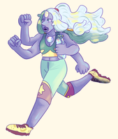 Opal by KatsLoveSalmon