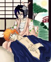 Ichiruki by KumikoDreamyArt