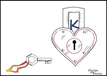 Your Key to My Heart Design by D3sKevin