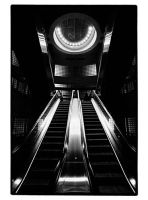 Metro Station by Stephane-Burlot