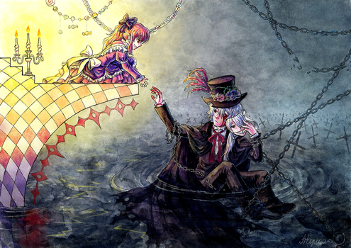 A story of a one Hatter by Atyuna
