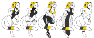 Kizmit Clothes Ref by TragicFangirl