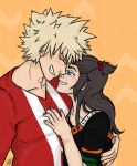 YCH: Katsuki with Yume by yammyqueen