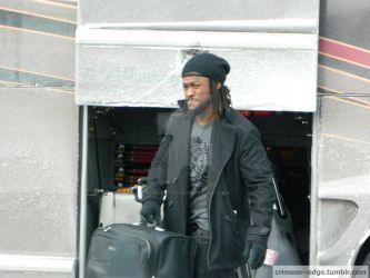 Kofi Kingston Candid by edgefan-talon