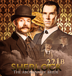 Sherlock - The abominable bride by LivingDeadSmurf