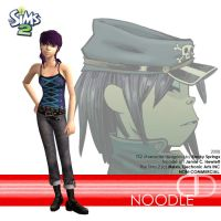 Noodle For the Sims 2 by rockysprings
