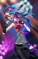 .::sing with me::.. by larenn