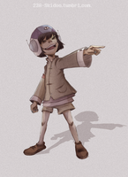 Noodle Phase 1 by 23A-Skidoo