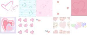 Heart patterns by Nay-Hime