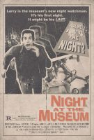 Night At The Museum Grindhouse by clauderains1979