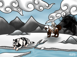 Taming(WM56) 5 - Waiting for Lauss' Orca by Brynakha