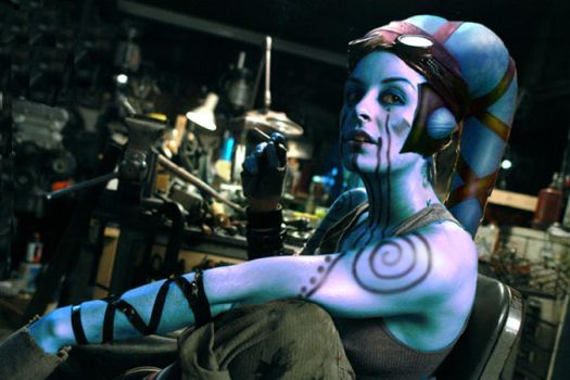 Photomanip- Twi'lek by DeuceOhNegative