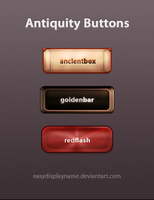 Antiquity Buttons by easydisplayname