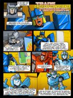 Crisis Of Conscience pt1 pg1 by Drivaaar