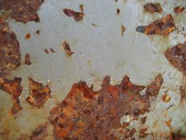 Rust Texture II by blacklacefigure