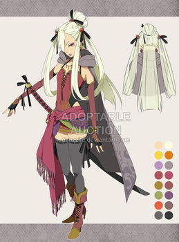 Adoptable auction 02 CLOSED by danzzila