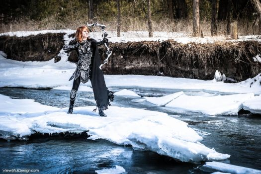 Let Loose On Thin Ice by viewtifu1