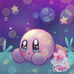 Kirby by FloweyCandy