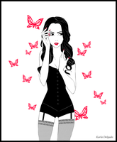 Butterfly by viridianne