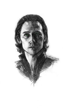 Loki by RoofusCreatures
