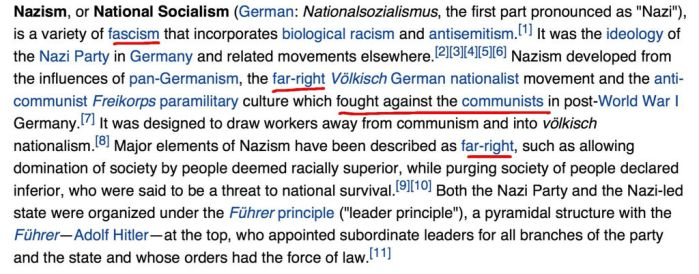 Nazis were socialists, you say? by F1st-of-R3volution