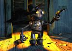 cowbot by snitch-was-here