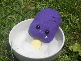 Popsicle Plushie--Grape by Love-Who