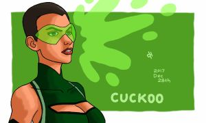 Marvel, Cuckoo by Cesar-Hernandez
