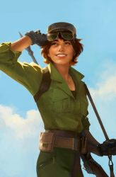 Lady Jaye by merkymerx