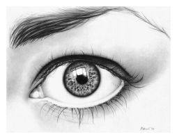 Just another eye | October 29, 2008 by uzorpatorica