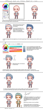 Pixel art tutorial 2 by pricechi
