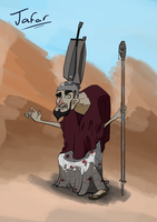 Junkland Jafar by Zoph42