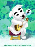 K.K.Slider by TheInsaneDingo