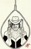 Jonah Hex by tedkordlives