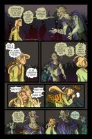 Goblin Comic Page by jbsdesigns
