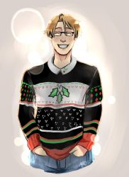Ugly Sweater~ by This-Beautiful-World