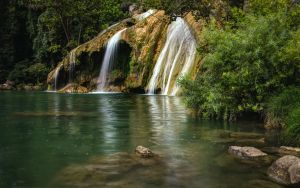 Waterfall... by Essential-Insanities