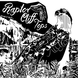 Zoo Sign Raptor Cliff Tops by Madkazer