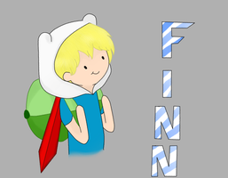 Finn the human by ninammm1