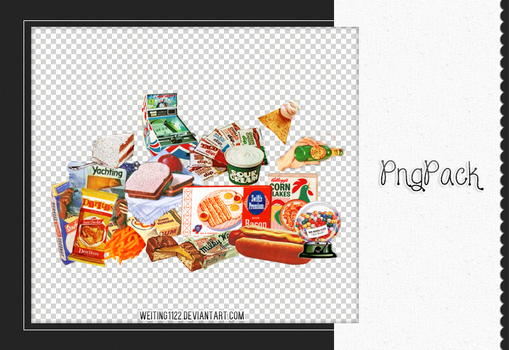 PNG PACK 061 By Weiting1122 by weiting1122